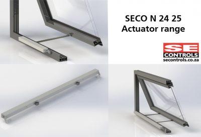 SECO N 24 25 range