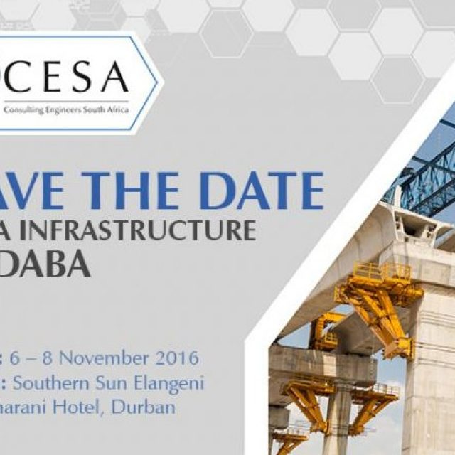 CESA Infrastructure Indaba 2016